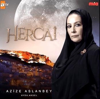 Azize din serialul Hercai