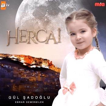 Gül fetița din serialul Hercai
