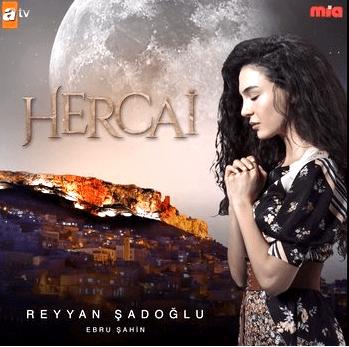 Reyyan actrița din serialul Hercai